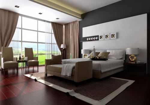 Гостиная спальня интерьер фото
